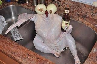 We chilled our turkey overnight  apparently this isnt whathellip
